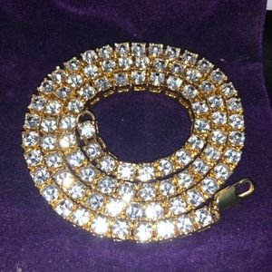 Jewelry - 14 inch CVD Gold chain